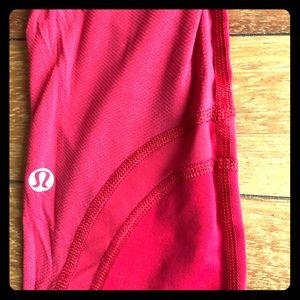 Like new cropped lulu luxtreme leggings